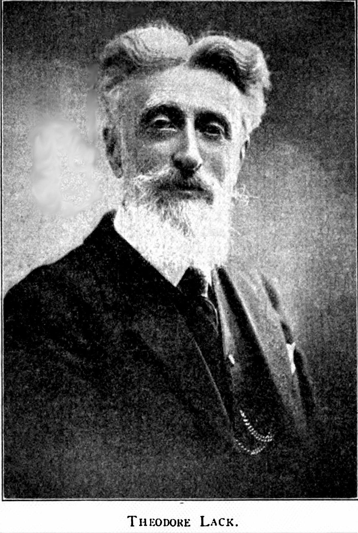 Théodore Lack - Wikidata Theodore Lack