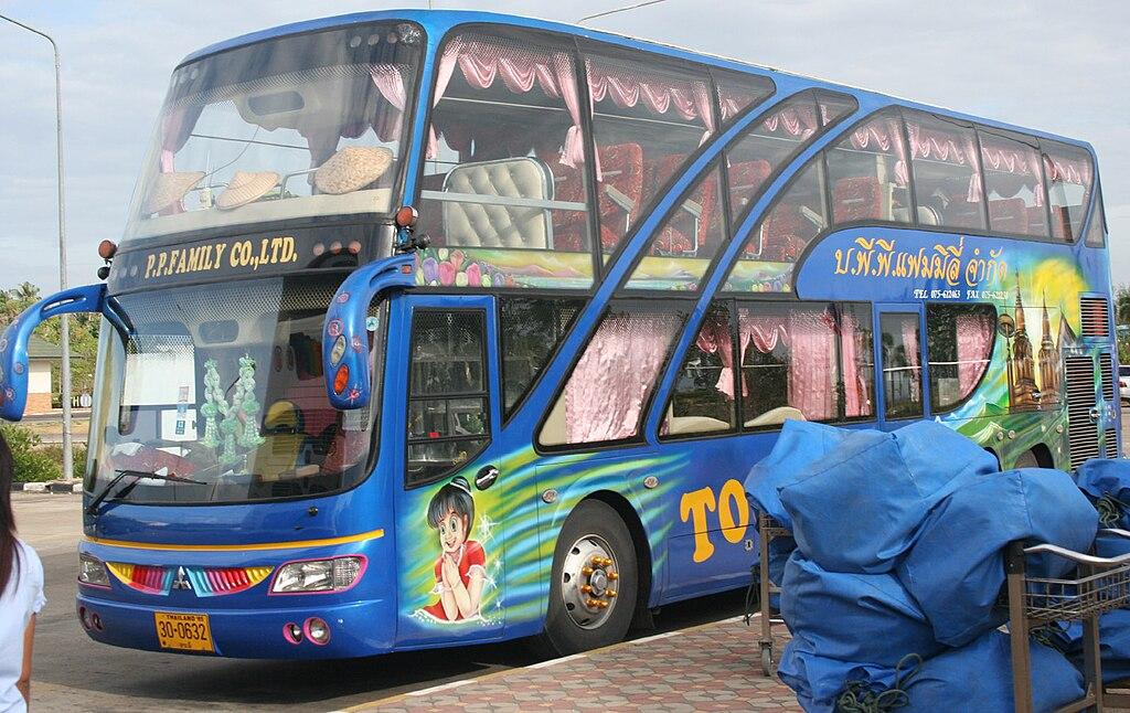 Thailand - Night Bus