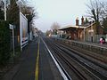 Thames Ditton stn look north1.JPG