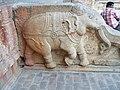 Thanjavur Brihadishvara Temple Elephant statue 2.jpg