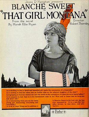That Girl Montana - Advertisement