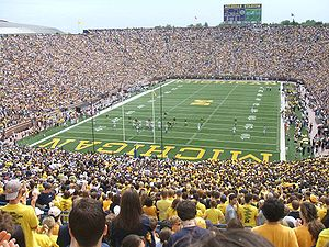 University of Michigan Wolverines vs. Vanderbilt