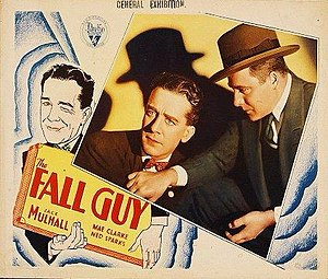The Fall Guy (1930 film) - Lobby poster