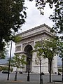 The Arc de Triomphe.JPG