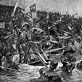 The Battle of Towton by Richard Caton Woodville (cropped).jpg