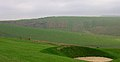 The Bible earthworks near Mount Caburn - geograph.org.uk - 77748.jpg