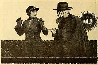 Marin Sais - The Black Rider of Tasajara (1917)