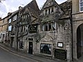 The Bridge Tearooms is the bendiest building in Bradford on Avon.jpg