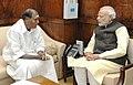 The Chief Minister of Puducherry, Shri N. Rangasamy calls on the Prime Minister, Shri Narendra Modi, in New Delhi on December 11, 2015 (1).jpg