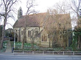 Guyhirn - The former parish church of St Mary Magdalene
