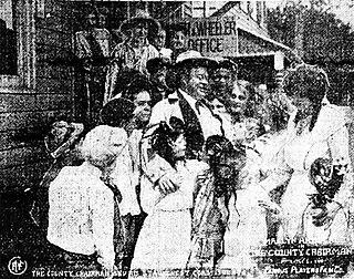 <i>The County Chairman</i> (1914 film) 1914 film by Allan Dwan