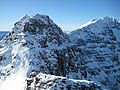 The Fasarinen pinnacles from Liathach Summit (geograph 2831568).jpg