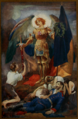 The Gift of St Michael by George H Dancey.png