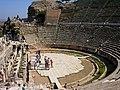 The Great Theatre in Ephesus, Turkey.jpg