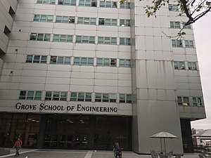 Andrew Grove - Grove School of Engineering-CCNY