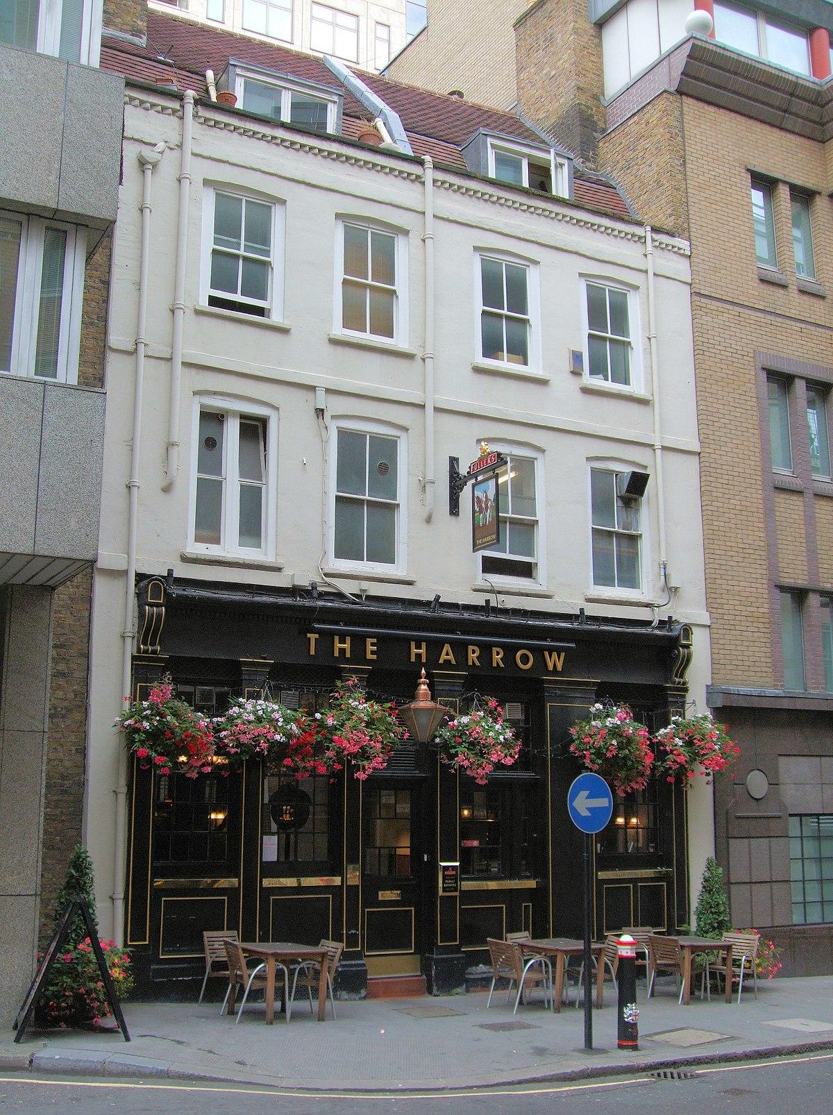 the harrow london wikipedia