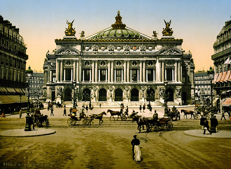 Ficheiro:The Opera House, Paris, France ca. 1890-1900.jpg