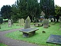 The Parish Church of St Mary, Eccleston, Graveyard - geograph.org.uk - 622075.jpg