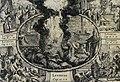 The Phillip Medhurst Picture Torah 525. Nadab and Abihu destroyed. Leviticus cap 10 v 2. De Hooghe.jpg
