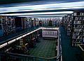 The Reading Room of the Wellcome Institute Library. Wellcome L0019341.jpg