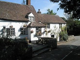 Cardington, Shropshire - Image: The Royal Oak early on a summer Sunday morning geograph.org.uk 1445871