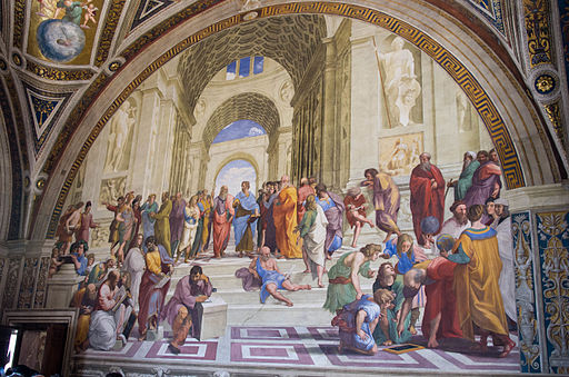 The School of Athens 01