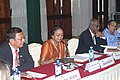 The Speaker, Lok Sabha, Smt. Meira Kumar at the meeting of the Executive Committee of the 56th Conference of Commonwealth Parliamentary Association, in Nairobi, Kenya on September 11, 2010.jpg