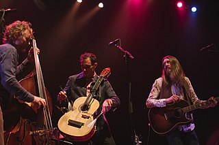 The Wood Brothers American folk band