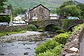 The bridge at Beddgelert - geograph.org.uk - 1361858.jpg