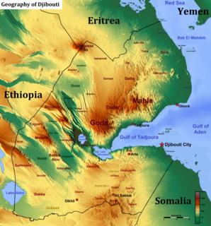 Geography of Djibouti