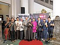 The press conference of Taiwan Cultural Center, Taipei Economic and Cultural Representative Office in Japan 20150603 1.jpg