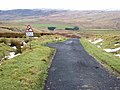 The road down into the Cottonshope Valley - geograph.org.uk - 656246.jpg