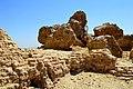 The upper surface of the ziggurat and temple of Nabu, Borsippa, Iraq.jpg