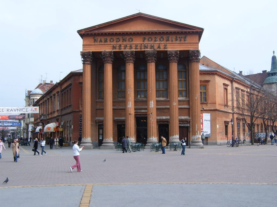 Theatre in subotica