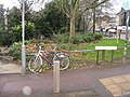 There is always a bike in view - geograph.org.uk - 1162668.jpg