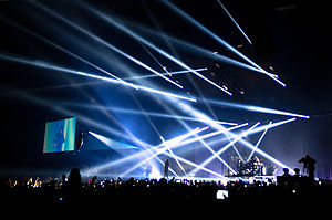 City of Angels (song) - Thirty Seconds to Mars performing in Moscow, Russia in March 2014