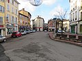 Thizy (Rhône) - Place du Commerce - jan 2018.jpg