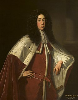 Thomas Grey, 2nd Earl of Stamford British peer and politician