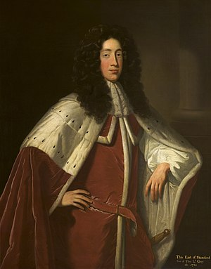 President of the Board of Trade - Image: Thomas Grey, 2nd Earl of Stamford