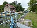 Thugny-Trugny, Canal des Ardennes écluse nr 8 (07 écluse eau haute).JPG