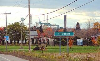 Thurso, Quebec City in Quebec, Canada