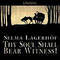 Thy Soul Shall Bear Witness librivox cover.jpg