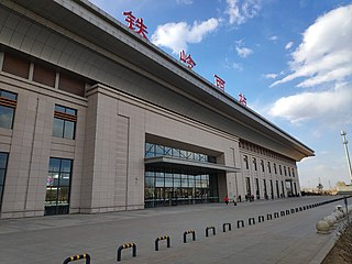 Tielingxi railway station High-speed-train only station