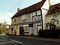 Timber-framed cottages at Wetherden, Suffolk - geograph.org.uk - 221393.jpg