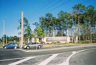 Timber Pines, Florida Census-designated place in Florida, United States