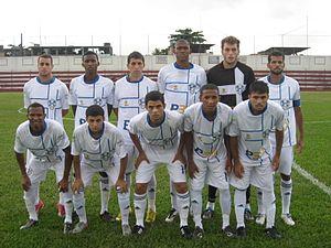 Serrano Football Club - Team photo from the 2011 season