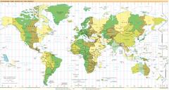 Localizzazione del fuso UTC+14