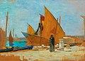 Tina Blau - Yellow sails.jpg