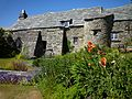 Tintagel - Old Post Office 14. Century with garden.jpg