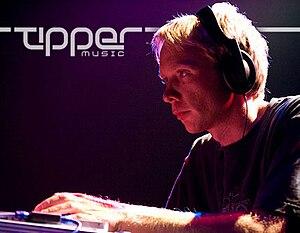 David Tipper - Dave Tipper performing live in 2010